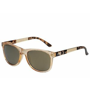 サングラス ケネスコール メンズ Kenneth Cole Reaction Soft Square Light Brown Plastic Sunglass KC1259 47C|aurora-and-oasis