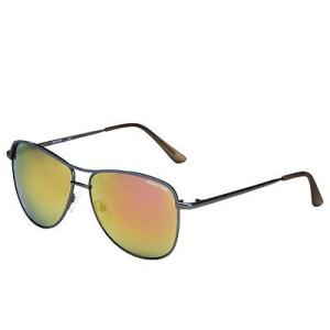 サングラス ケネスコール メンズ Kenneth Cole Reaction Mens Metal Sunglass Gunmetal Aviator, KC1293 8Q|aurora-and-oasis