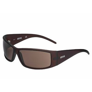 サングラス ケネスコール メンズ Kenneth Cole Reaction Men's Rectangle Brown Lens Sunglasses KC1206 50E|aurora-and-oasis
