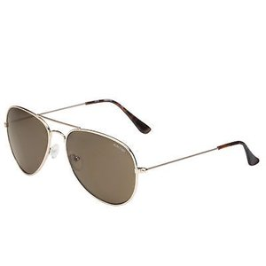 サングラス ケネスコール メンズ Kenneth Cole Reaction Gold Aviator Sunglasses KC1288 32E|aurora-and-oasis