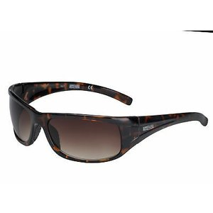 サングラス ケネスコール メンズ Kenneth Cole Reaction Mens Sunglass Demi Plastic Wrap, Gradient Lens KC1079 95|aurora-and-oasis