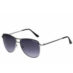 サングラス ケネスコール メンズ Kenneth Cole Reaction Mens Metal Sunglass Gunmetal Aviator, KC1293 8B|aurora-and-oasis