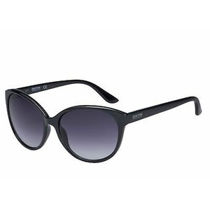 サングラス ケネスコール メンズ Kenneth Cole Reaction Black Soft Square Plastic Sunglass KC1283 1B|aurora-and-oasis