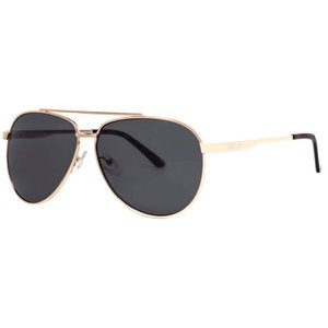 サングラス ケネスコール メンズ Kenneth Cole Reaction KC1247 6132N Men's Gold Aviator Sunglasses|aurora-and-oasis