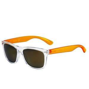 サングラス ケネスコール メンズ Kenneth Cole Reaction Square Crystal Orange Sunglass Flash Lens KC1240 26G|aurora-and-oasis