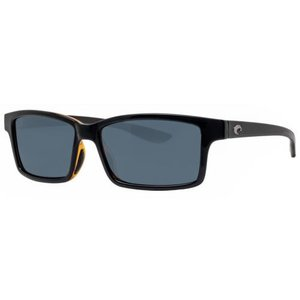 サングラス コスタデルマール ユニセックス Costa Del Mar Tern TE80 OGP Black Amber/Gray 580P Polarized Sunglasses|aurora-and-oasis