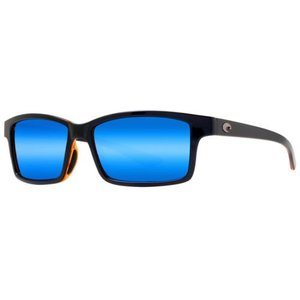 サングラス コスタデルマール ユニセックス Costa del Mar Tern TE80 OBMP Black Amber Blue Mirror 580P Sunglasses|aurora-and-oasis