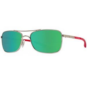 サングラス コスタデルマール ユニセックス Costa Del Mar Palapa AP83OGMGLP Palladium/Green Mirror Polarized 580G Sunglasses|aurora-and-oasis