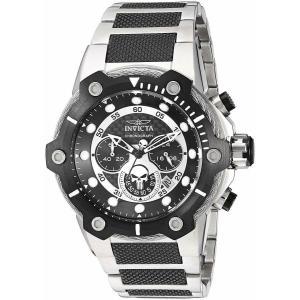 腕時計 インヴィクタ メンズ インビクタ  Invicta 25983 Marvel Men's 51.5mm Chronograph Stainless Steel Black Dial Watch|aurora-and-oasis