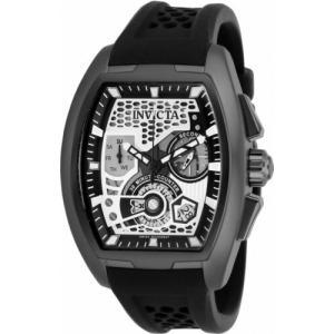 腕時計 インヴィクタ メンズ インビクタ  Invicta 26401 S1 Rally Diablo Men's 42mm Chronograph Gunmetal Tone Watch|aurora-and-oasis