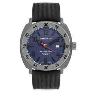 腕時計 ジャンリシャール メンズ JeanRichard Men's Automatic Watch 60660-21-001-001|aurora-and-oasis