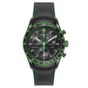 腕時計 サーチナ メンズ Certina DS 2 Chronograph Men's Quartz Watch C024-447-17-051-22|aurora-and-oasis