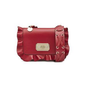 RED (V) レッドヴァレンティノ クロスボディバッグ レッド Leather Crossbody Bag|aurora-and-oasis