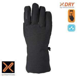 【エクストリミティズ extremities】フォーカスグローブ_ブラック (手袋/登山/アウトドア)|auroralodge