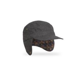 【サンデーアフタヌーンズ】 マウンテンタイムレーダー_ヘザードグレー (冬用帽子/アウトドア/登山)|auroralodge