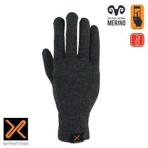 【NEW】 <エクストリミティーズ> サーミックタッチ グローブ(手袋/登山/アウトドア/メリノウール/保温)|auroralodge
