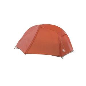 【ビッグアグネス Bigagnes】コッパースプール HV UL1_オレンジ (軽量テント/ウルトラライト/登山/ハイキング/トレッキング)|auroralodge
