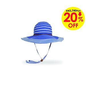 【サンデーアフタヌーンズ】 ラナイハット_パリウィンクル(帽子/日除けハット/UVケア/アウトドア/登山) auroralodge