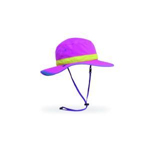 【サンデーアフタヌーンズ】 キッズ クリアクリークブーニー_ビビット マゼンタ/カリビアン(帽子/日除けハット/UVケア/アウトドア/登山) auroralodge