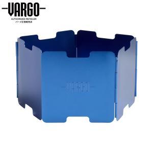 【バーゴ VARGO】アルミニウム ウインドスクリーン ブルー (風防/ウルトラライト/UL/軽量)|auroralodge