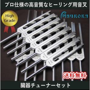 ハイグレード音叉 臓器チューナーフル15本セット Made in USA|aurorastore
