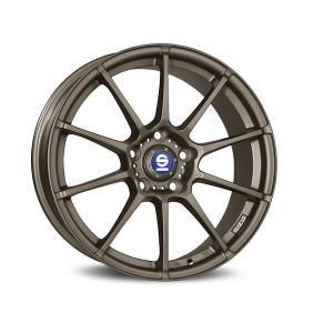 SPARCO WHEELS スパルコ ホイール ASSETTO GARA(7.0J×17インチ)マットブロンズ 国産車|autista-s