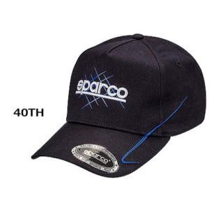 SPARCO スパルコ 40th ANNIVERSORY CAP 40TH|autista-s