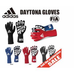 adidas アディダス レーシンググローブ daytona gloves FIA公認|autista-s
