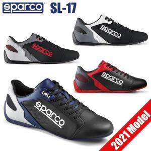 SPARCO スパルコ ドライビングシューズ SL-17|autista-s