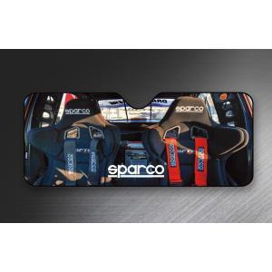 SPARCO CORSA スパルコ コルサ サンシェード RACING M|autista-s
