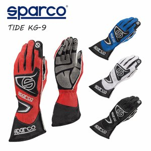 SPARCO スパルコ レーシンググローブ TIDE KG-9 カート 走行会|autista-s
