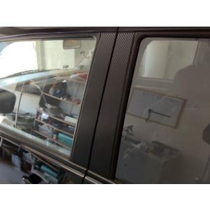 MH23SワゴンR 3Mダイノック カーボンピラーシート Dressarts|auto-acp