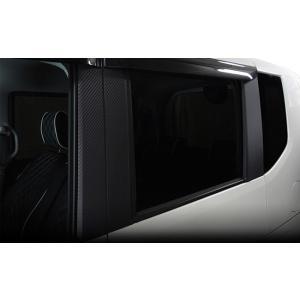 N-BOX(Nボックス) カーボンピラーシート 3Mダイノック Dressarts|auto-acp