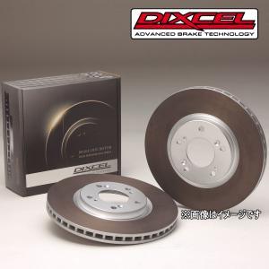 FCRブレーキローター スバル レガシィB4 BL5 2.0GTスペックB リア用セット ディクセル FP