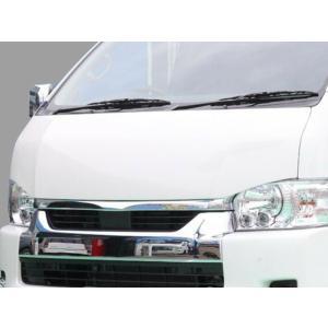 [415 COBRA]  【ワイド】 BY2 ボンネット ハイエース 200系 ワイドボディ 個人宅不可 大型荷物につき特別運賃 auto-craft