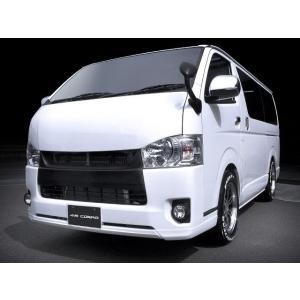 [415 COBRA]  【ナロー】 415 STUDIO DESIGN ショートリップ 4型 ハイエース 200系 標準ボディ 個人宅不可 大型荷物につき特別運賃|auto-craft