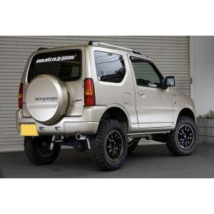 5ZIGEN マフラー SPスペック ストリート ジムニー ABA-JB23W H10/10〜 K6A(TC) 前期/中期取付可 ノーマルバンパー車専用 auto-craft