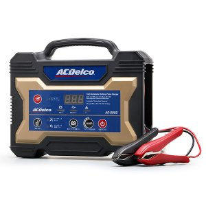 ACデルコ 【AD-2002】 12V 全自動マイコン制御バッテリーチャージャー (12V鉛蓄電池用)AD-0002後継品|auto-craft