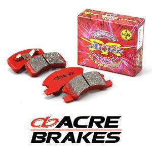 [ACRE] アクレ ブレーキパッド コンパクトアクレ フロント用 コペン L880K 02/6〜12/9 660cc ※代引不可|auto-craft