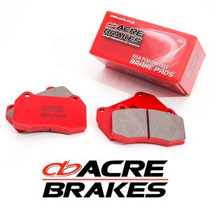[ACRE] アクレ ブレーキパッド ライトスポーツ フロント用 コペン L880K 02/6〜12/9 660cc ※代引不可|auto-craft