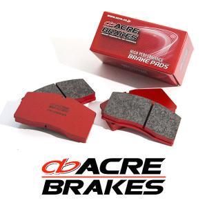 [ACRE] アクレ ブレーキパッド PC2600 フロント用 ハスラー MR31S MR41S 14/1〜 660cc ※代引不可|auto-craft