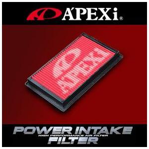 [APEXi] アペックス パワーインテークフィルター 【レガシィツーリングワゴン BR9 EJ25 ターボ可】|auto-craft