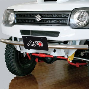 [APIO] アピオ フロントシンプルバンパー ジムニー JB23W|auto-craft