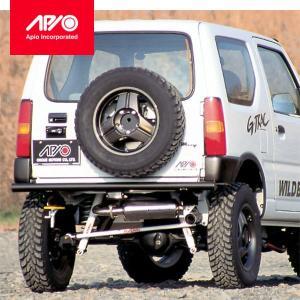 [APIO] アピオ エコノ・リアバンパー ジムニー JB23W|auto-craft