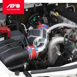 [APIO] アピオ ジムニー [JB43-2〜6型] シエラ用インテークチャンバー&サクションパイプセット|auto-craft