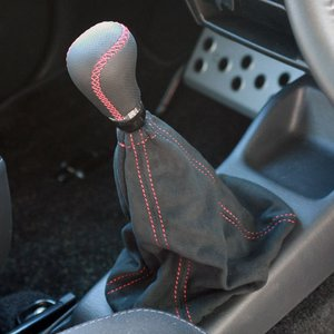 [APIO] アピオ  シフトブーツ・アルカンターラ仕様 ジムニー JB23W / JB33W / JB43W|auto-craft