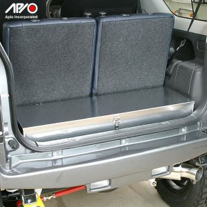 [APIO] アピオ 荷室フラットボックス ジムニー JB23W / JB33W / JB43W|auto-craft
