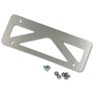 [APIO] アピオ シエラJB43純正バンパー用 ナンバープレート75mmアッププレート ジムニー JB43W-8〜9型 auto-craft