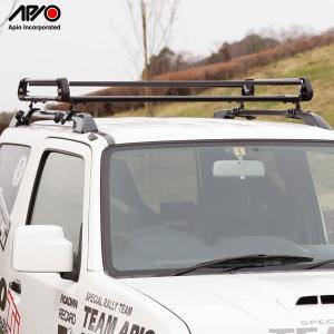 [APIO] アピオ  精興工業製タフレック アピオ特別仕様 ルーフレール有り用 ジムニー JB23W / JB33W / JB43W|auto-craft