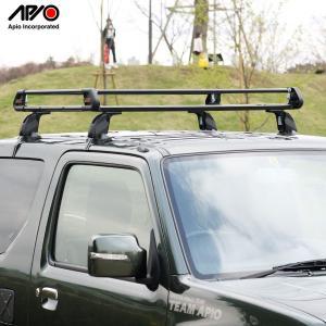 [APIO] アピオ 精興工業製タフレック アピオ特別仕様 ジムニー JB23W / JB33W / JB43W ルーフレール無し用|auto-craft